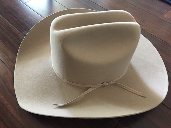 Used Stetson Hat from the Marlboro Ranch!!!! Worn 2 times. for sale in  Arlington Heights - letgo 404070e5419