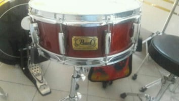 """14""""Pearl Limited Edition Mahagony Trampet"""
