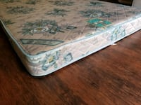 Queen mattress 80$. Clean no stains. Delivery 30  Edmonton, T6A 1T3