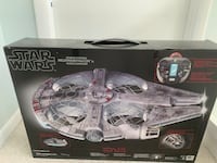 Star Wars Drone Millennium Falcon XL Radio Commander Charleston
