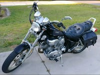 black and gray touring motorcycle Saint Cloud, 34769