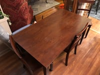 Rectangular Dining/Kitchen table and 4 chairs. San Antonio, 78201