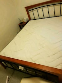 white and black bed mattress Parkville, 3052