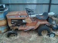 Craftsman riding mower $125  Lubbock, 79403
