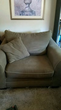 Big couch chair as is