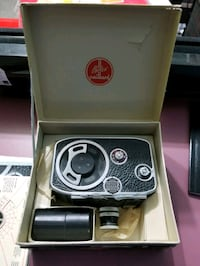 8mm Vintage Camera in box Sherwood Park, T8A 3Y3