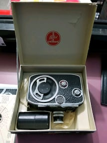 8mm Vintage Camera in box