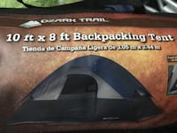 5 person camping tent. Used once. Mint condition  Brampton, L6Y 1T8