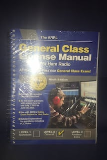 The ARRL General Class License Manual-9th Edition
