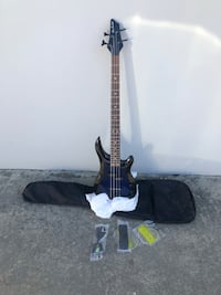 Electric bass guitar 4 string