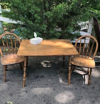 Children's table and chairs  Pompton Plains, 07444