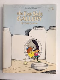 The Fa Side Galley Book by Gay Larson-Comics Toronto