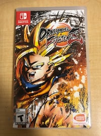 Dragon ball fighter z switch Washington, 20002