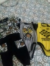 0 to 3 month clothes