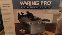 Deep fryer barely used Laval, H7V 3W8