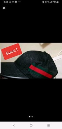 ☆● REDUCED!  Gucci replicca womens mens hat   Richmond, V6Y 2G2