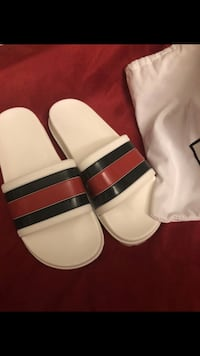 Gucci Sandals  Silver Spring