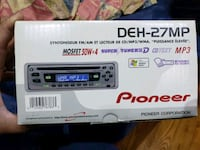 Car stereo MP3 player. Very good condition $50