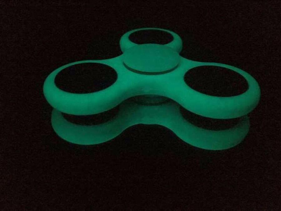 Used Glow in the dark Fid spinners in Frisco