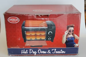 Hot Dog Oven and Toaster