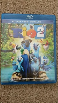 Rio 2 Movie (DVD & Blueray) Chula Vista, 91913