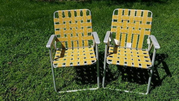 Matching Lawn chairs