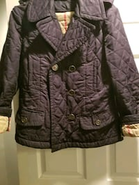 Authentic Diamond Quilted Burberry Jacket