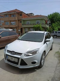 2013 Ford Focus TREND 1.6TDCI 95PS 4K