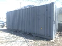 Shipping container. Neg Bellmore