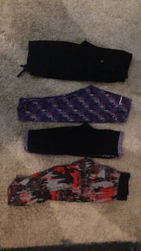 Assorted capris/ active pant Abbotsford, V2T