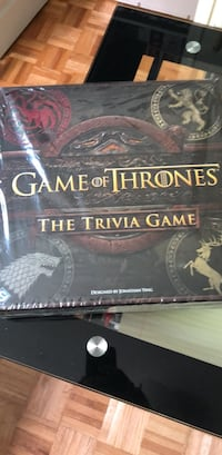 Game of Thrones Trivia Game Mississauga, L5A 2J5