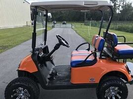 THIS IS STYLISH ONE! - 48 VOLT GOLF CART 4 SEATS/ HNS^%