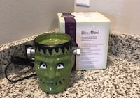 Gently Used Scentsy He's Alive Full Sized Warmer  Ankeny, 50023