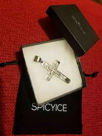 Necklace Cross Charms  42 km