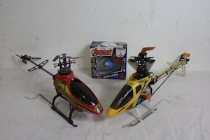 Mixed Assorted Helicopters Lot Of 3
