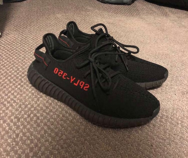 3e466e4a7b761 Used Adidas Yeezy boost 350 V2 Bred for sale in Edmonton - letgo