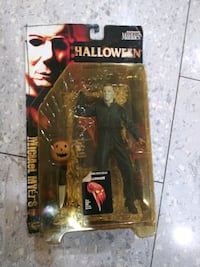 Collectible Michael Myers(1999) and Scarface Philadelphia, 19152