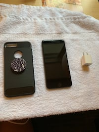black iPhone case with box Arlington, 22209