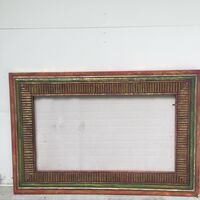 brown and white wooden frame Macedonia, 44056