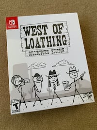 [Brand New] Nintendo Switch LRG #11: West of Loathing Collector's Ed