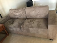 Set of 2 used sofas -$50 Toronto, M1W 2N8