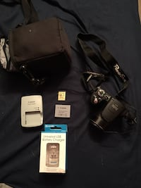 Canon PowerShot and accessories