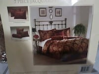 7 piece comforter set  Windsor