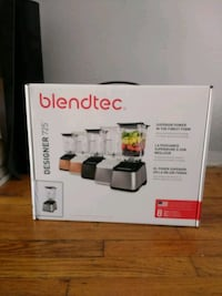 Blendtec Designer 725 Blender New York, 10128