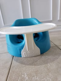 For Sale: Excellent Used Condition Bumbo with tray Brampton, L6V 0V2