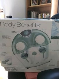 Conair body benefits foot spa Rockville, 20852