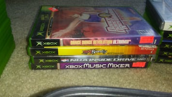 Original working Xbox with all chords