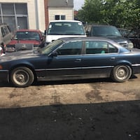 1996 BMW 740IL 2nd owner Silver Spring, 20906