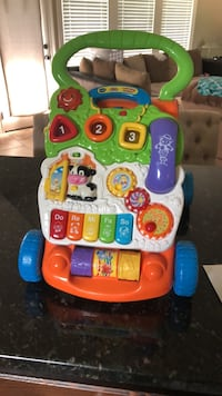 vtech learning  walker Central, 70714