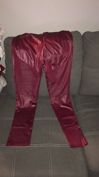 leather pants New York, 10475